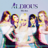 Aldious - We Are [EP] (2017) 320kbps